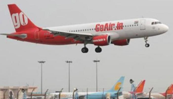 मुंबई जाने वाले गो एयर विमान में बम की अफवाह, नागपुर में उतारा गया
