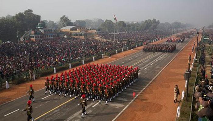 देश आज मना रहा है अपना 67वां गणतंत्र दिवस, सुरक्षा के पुख्ता इंतजाम