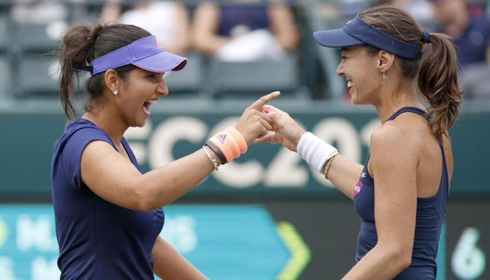 ऑस्ट्रेलियन ओपन: सानिया-हिंगिस ने जीता वूमेन डबल्स का खिताब