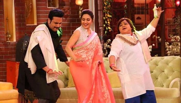 'कॉमेडी नाइट्स लाइव' के पहले शो में कृष्णा ने कपिल शर्मा का जमकर उड़ाया मजाक