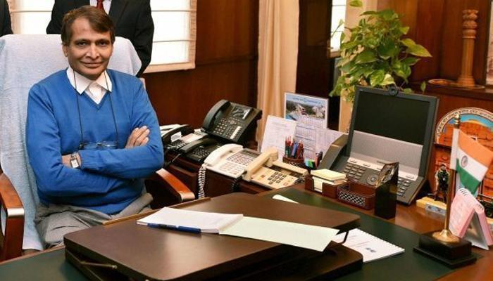 मरीज के लिए 'प्रभु' बने रेल मंत्री, कन्फर्म कराया टिकट
