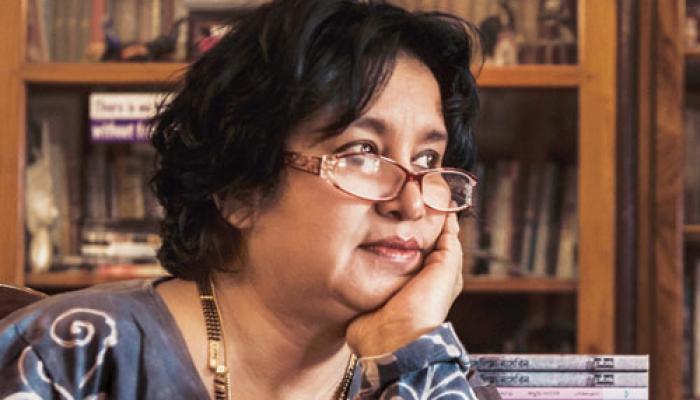 असहिष्णुता का समर्थन नहीं करता भारत का कानून : तसलीमा