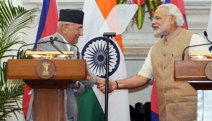 भारत और नेपाल ने सभी मुद्दे सुलझाए, अब कोई गलतफहमी नहीं : ओली