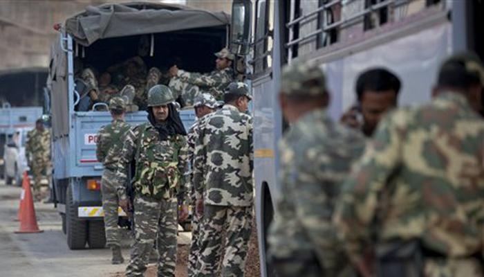 जाट आंदोलन: 200 अर्धसैनिक जवान हवाई मार्ग से रोहतक भेजे गए