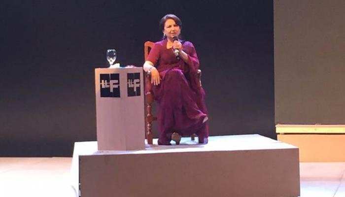शर्मिला टैगोर के व्याख्यान से शुरू हुआ लाहौर साहित्य महोत्सव