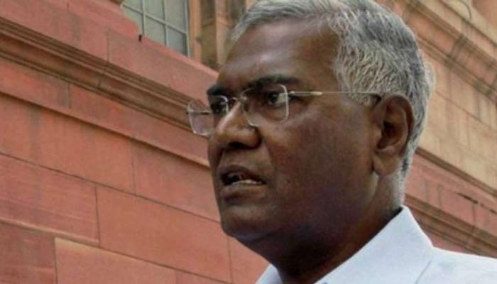 डी राजा को कम्यूनिस्टों से अपनी बेटी को गोली मारने को कहना चाहिये- बीजेपी नेता