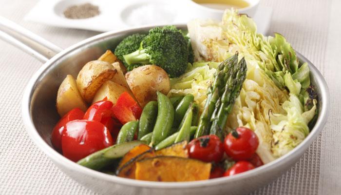 वजन घटाना है तो खाएं उबली सब्जियां