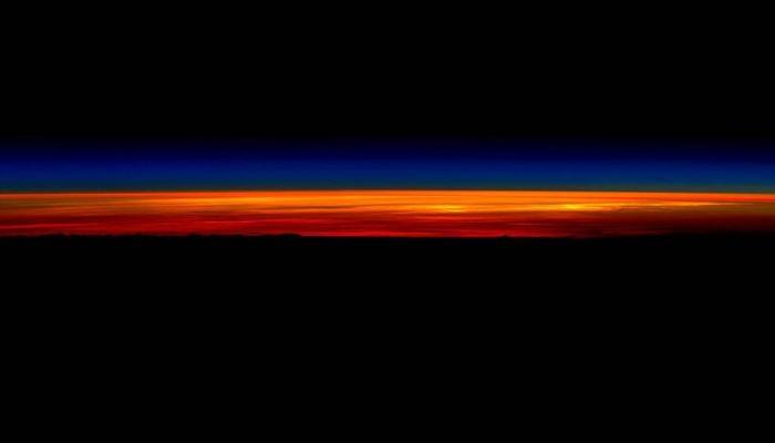बेहद करीब से देखिए कैसे होता है सूर्योदय? केली ने पोस्ट की सनराईज की अद्भुत तस्वीरें