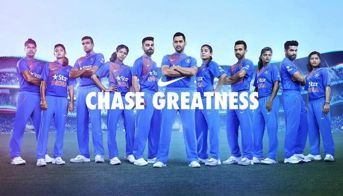 T20 वर्ल्ड कप में नई स्टाइलिश जर्सी में नजर आएगी टीम इंडिया