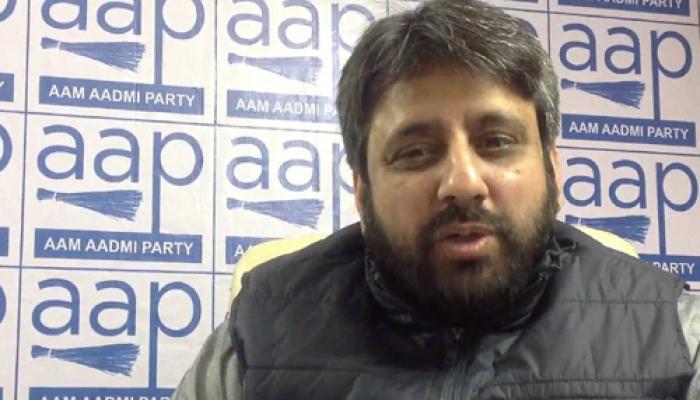 आप विधायक अमानतुल्ला खान का वीडियो आया सामने, मुकदमा दर्ज