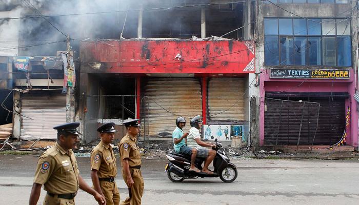 श्रीलंका ने अंडरवर्ल्ड पर काबू पाने के लिए किए युद्धकालीन उपाय