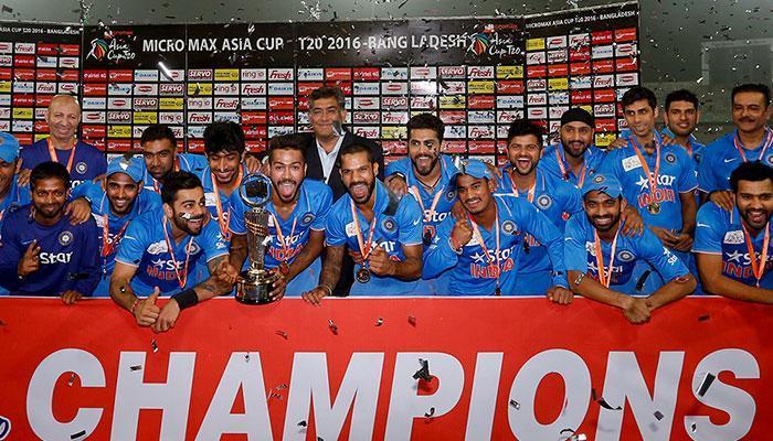 टी20 एशिया कप का फाइनल मुकाबला