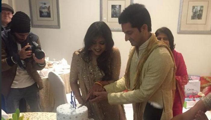 क्रिकेटर मोहित शर्मा ने गर्लफ्रेंड के साथ रचाई शादी