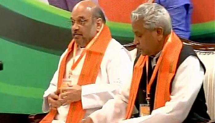 भाजपा राष्ट्रीय कार्यकारिणी की बैठक दिल्ली में शुरू, राष्ट्रवाद और आगामी चुनावों पर होगी चर्चा