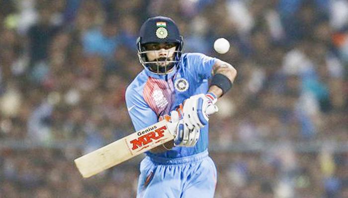 कोहली ने दोनों टीमों (भारत-पाक) के बीच अंतर पैदा किया: शोएब मलिक