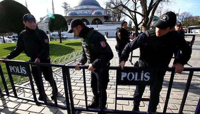 आईएस से जुड़ा हुआ था इस्तांबुल हमले का आरोपी