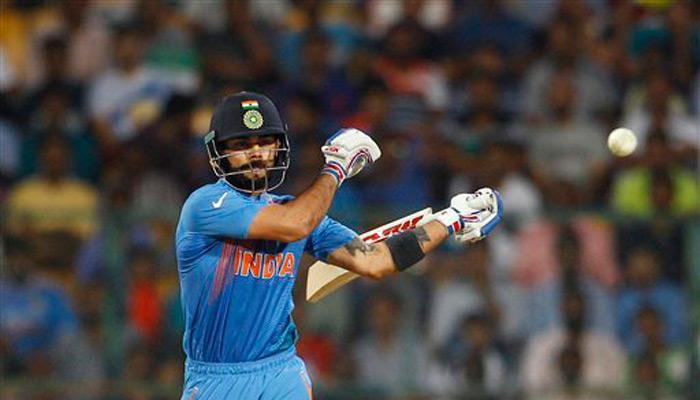 टीम इंडिया का जुझारू 'योद्धा' विराट कोहली