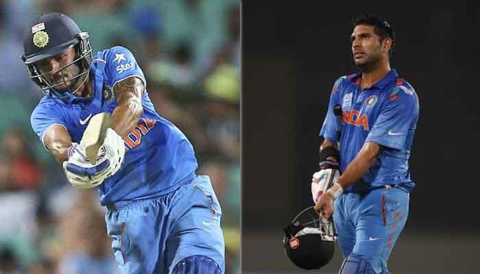सेमीफाइनल से पहले ही टी20 वर्ल्डकप से बाहर हुए युवराज सिंह, मनीष पांडे को मिली टीम इंडिया में जगह!
