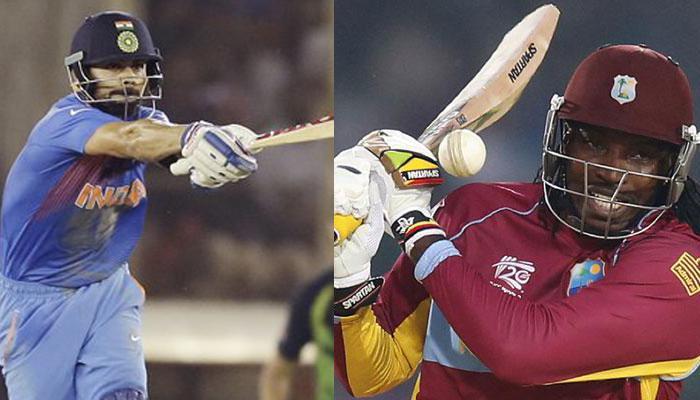 टी20 विश्व कप: वेस्टइंडीज-भारत के सेमीफाइनल में मुकाबला कोहली और गेल के तूफान का