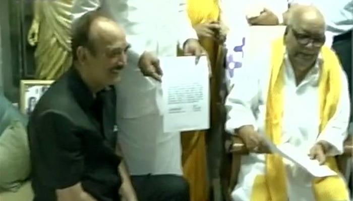 DMK ने तमिलनाडु विधानसभा चुनाव के लिए कांग्रेस को दी 41 सीटें