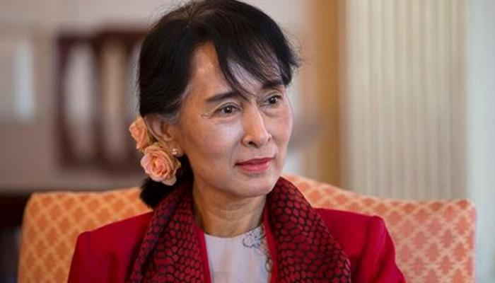 म्यामां के राष्ट्रपति की प्रवक्ता बनेंगी आंग सान सू ची