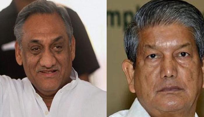 विजय बहुगुणा ने पूर्व CM हरीश रावत को भेजा मानहानि नोटिस