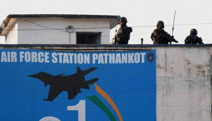 खुलासा! पठानकोट एयरबेस हमले के चार पाकिस्तानी आतंकियों की कैसे हुई पहचान?