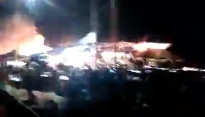 पुत्तिंगल मंदिर हादसा: खतरनाक और जानलेवा आतिशबाजी का यह VIDEO देखकर कांप जाएंगे आप
