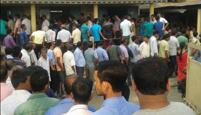विधानसभा चुनाव 2016 : असम में 85, पश्चिम बंगाल में 79. 56% मतदान