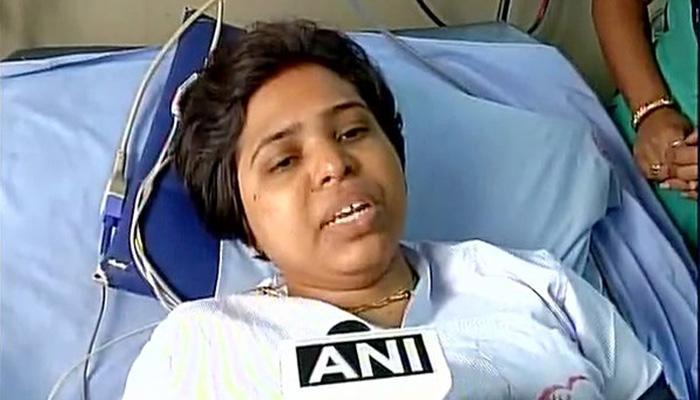 महालक्ष्मी मंदिर में प्रवेश के दौरान मेरे बाल खींचे गए, कपड़े फाड़े गए, हमलावर मुझे मारना चाहते थे: तृप्ति देसाई