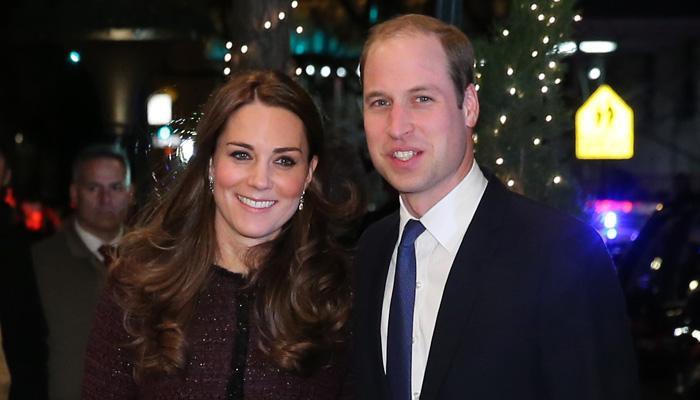 प्रिंस विलियम और केट मिडलटन ने भूटान के शाही दंपति से मुलाकात की