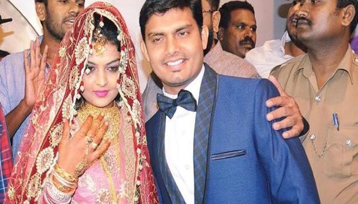 लव जिहाद बताकर कर रहे थे विरोध, परिवार वालों ने करा दी शादी