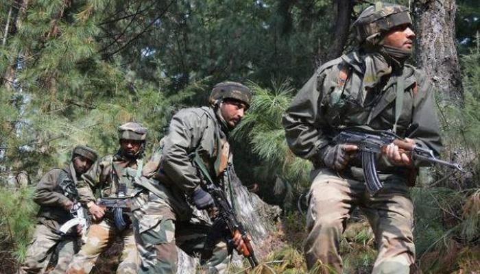 पीएम मोदी के जेएंडके दौरे से पहले पाक सैनिकों ने किया संघर्षविराम का उल्लंघन