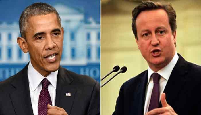 ओबामा ने की अपील- 'यूरोपीय संघ में बना रहे ब्रिटेन', डेविड कैमरन ने किया जवाबी ट्वीट