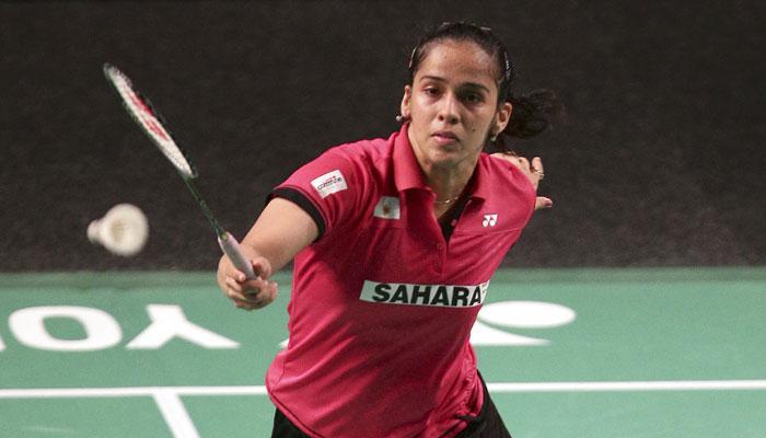 एशिया बैंडमिंटन चैंपियनशिप: साइना क्वार्टर फाइनल में पहुंची, सिंधु बाहर