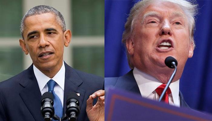 ओबामा ने ट्रम्प को लेकर कहा: ह्वाइट हाउस की दौड़ कोई 'रियलिटी शो' नहीं