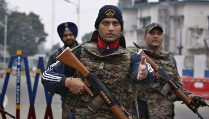 पठानकोट हमले में मारे गए गए चार आतंकवादियों के शव दफनाए गए