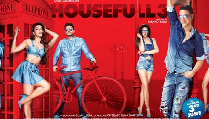 फिल्म 'हाउसफुल-3' का मालामाल गाना रिलीज, देखें वीडियो