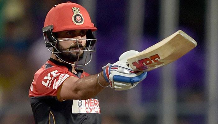 IPL 2016: कोहली, डिविलियर्स की बेहतरीन पारी की बदौलत RCB ने कोलकाता को 9 विकेट से हराया