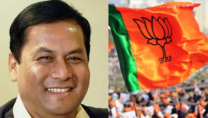 असम में खिला 'कमल', भाजपा नीत गठबंधन को मिली शानदार जीत