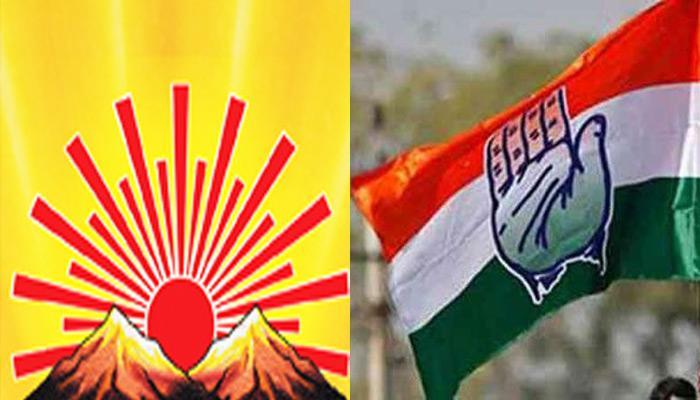 पुडुचेरी में कांग्रेस-डीएमके गठबंधन को मिला स्पष्ट बहुमत