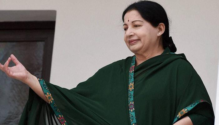 जयललिता का नेता चुना जाना तय, AIADMK विधायक दल के साथ बैठक आज