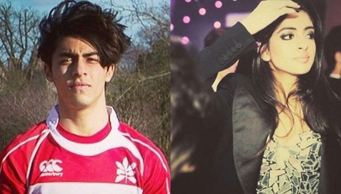 आर्यन खान और नव्या नवेली नंदा ने स्टार की तरह सेलिब्रेट की आजादी! देखें तस्वीरें