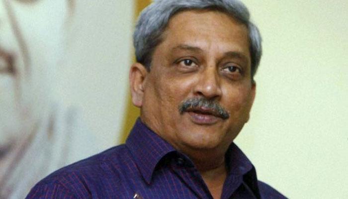 रक्षा मंत्री मनोहर पर्रिकर का आरोप, घोटाले का बहुत बड़ा क्षेत्र है कचरा शोधन