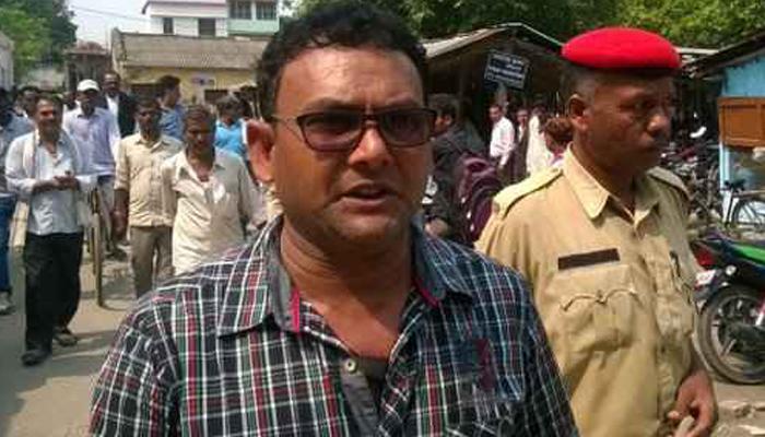 बिहार: पत्रकार हत्याकांड में आरोपी लड्डन मियां ने किया सरेंडर