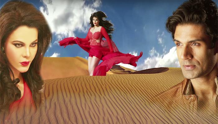प्यार में धोखा, इसलिए ठोका!!! राखी सावंत की फिल्म 'एक कहानी जूली की' का मोशन पोस्टर रिलीज