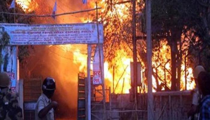 जवाहरबाग कांड: मथुरा के DM और SSP का तबादला, यूपी सरकार ने केंद्र को भेजी रिपोर्ट