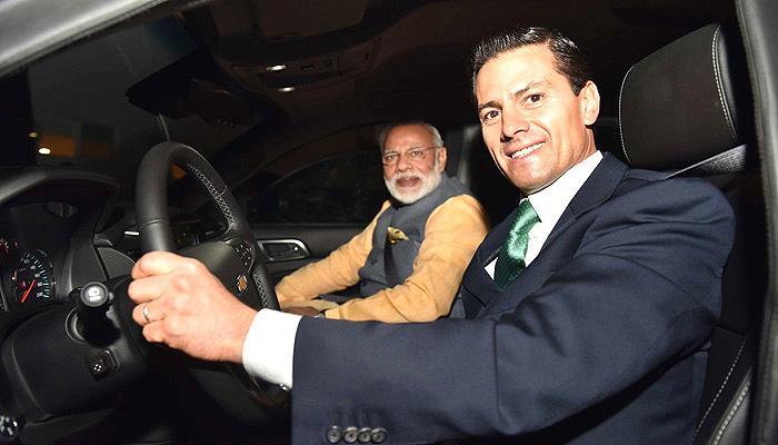 ...देखिए PM मोदी के लिए किसने की Car Drive, जानेंगे तो रह जायेंगे हैरान