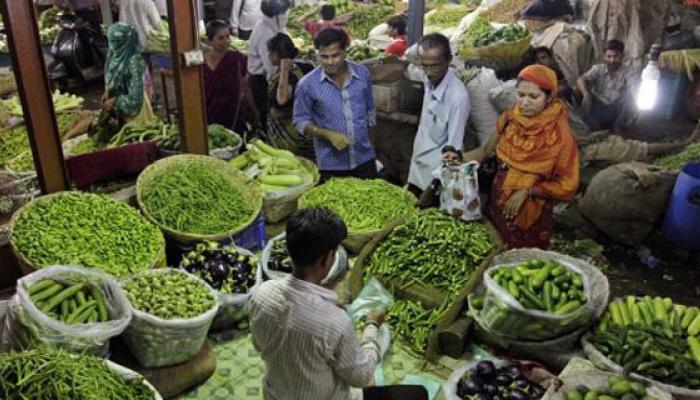 सब्जियों की कीमत में तेजी से मई में थोक महंगाई दर बढ़कर हुई 0.79%