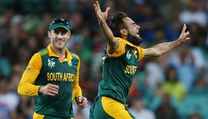 ताहिर की शानदार गेंदबाजी की बदौलत दक्षिण अफ्रीका ने वेस्टइंडीज को हराया